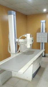 GE x-ray machine